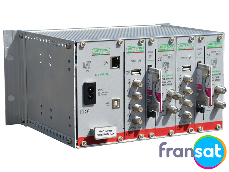 DTV-FSG - Fransat headends