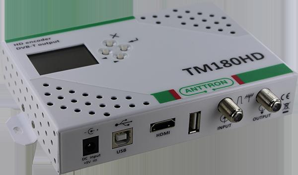 Modulators - TM180HD